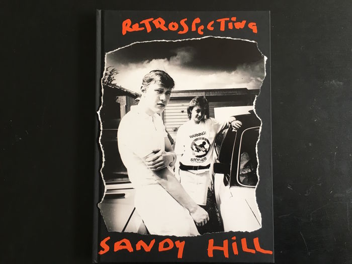 Chris Shaw - Retrospecting Sandy Hill - 2015