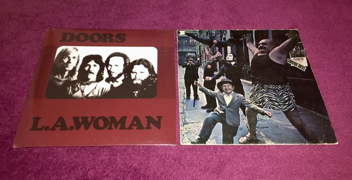 The Doors - Great Lot of 2 of their best albums