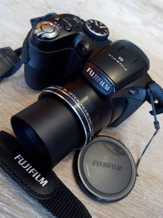 Fujifilm FinePix S2980 Camera Driver Download