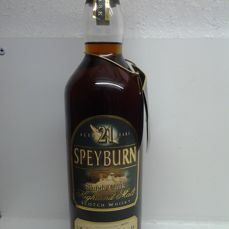 Speyburn 1978 21 Years Old - Limited Edition