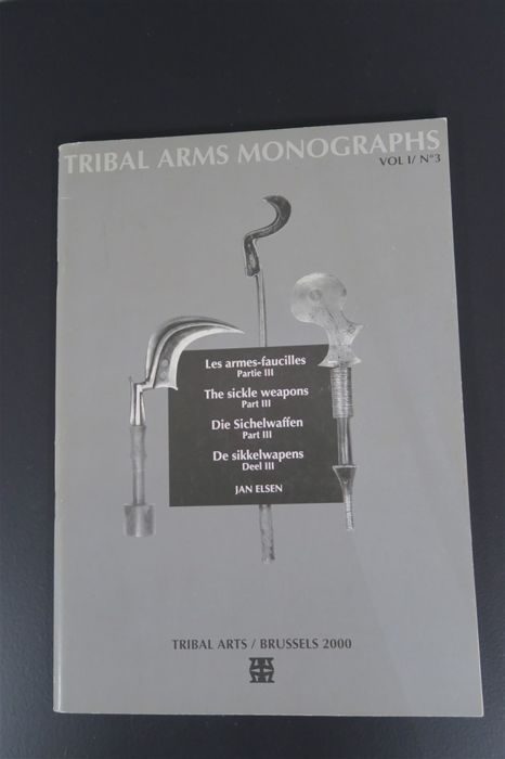 Tribal arms monographs Vol I/Nr 3