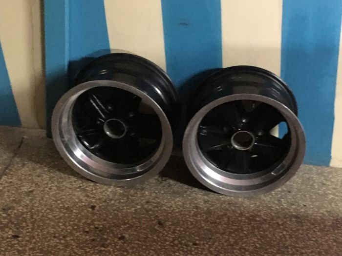 1977-89 Porsche 911 RIMS Light alloy