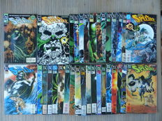 The Spectre Vol.3 # 0-62 plus Annual & Wrath of the Spectre # 1-4, both complete - 68x (1988-1998)