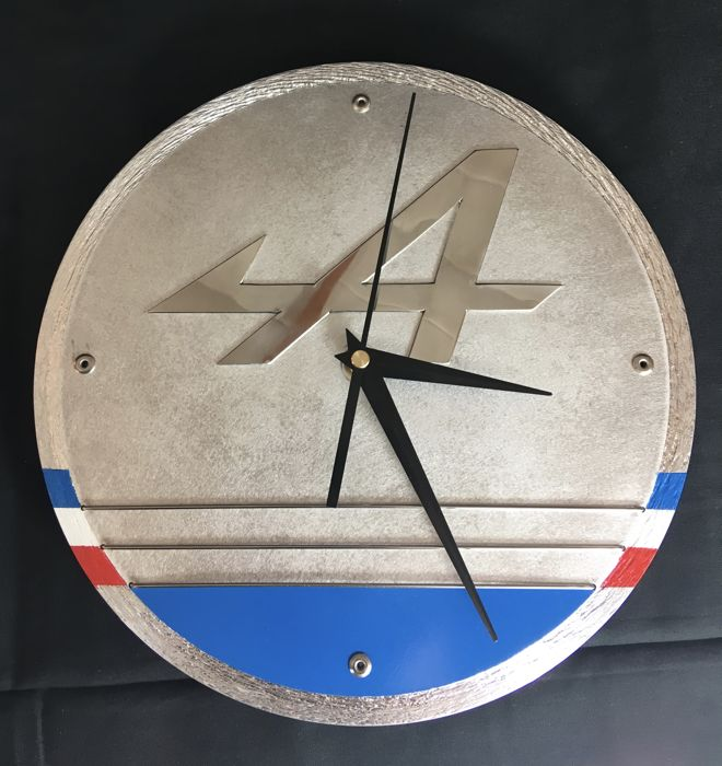 ALPINE clock, copy 1/5 - diameter 26 cm