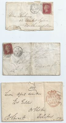 Great Britain - Postal History Selection