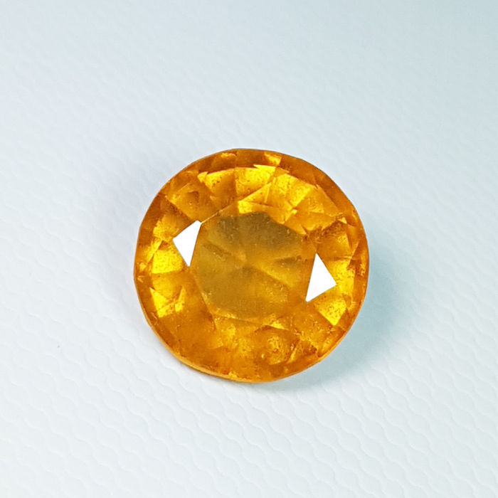 Hessonite Garnet  - 5.52 ct