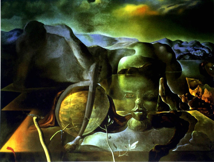 Salvador Dalí (after) - Endless Enigma