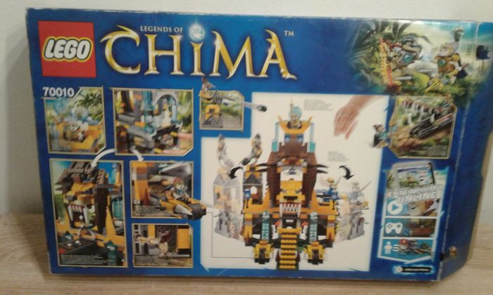 Lego Chima Collection - Catawiki
