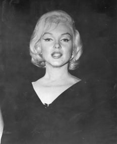 Paul Schumach/Metropolitan Photo Service Inc - Marilyn Monroe, 1950's
