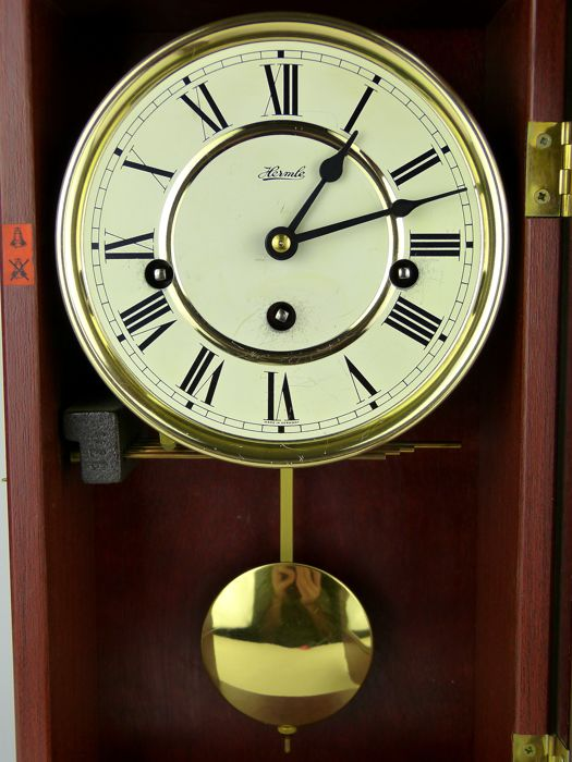 Franz Hermle Westminster chime wall clock Catawiki