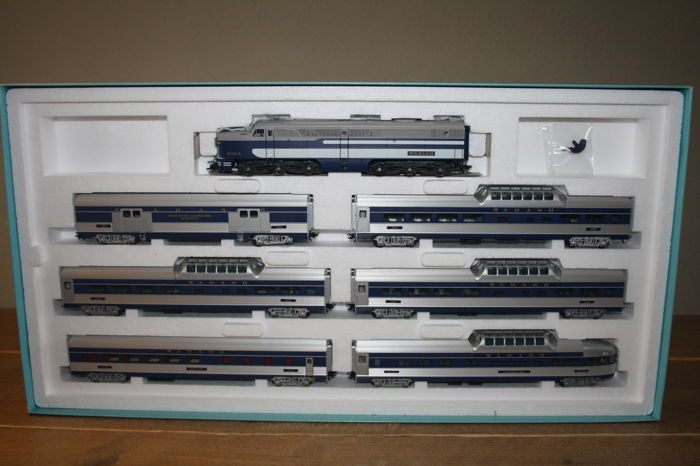 Märklin H0 - 26490 - Train unit - Alco PA-1 'Blue Bird' - Norfolk Southern Railway