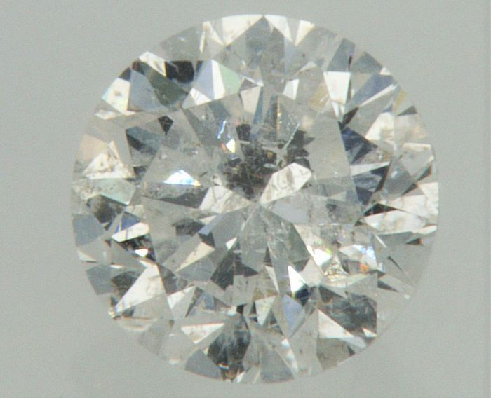 Round Brilliant Cut  - 0.91 carat  - D color  - SI1 clarity  - Natural Diamond  Comes With AIG Certificate + Laser Inscription On Girdle