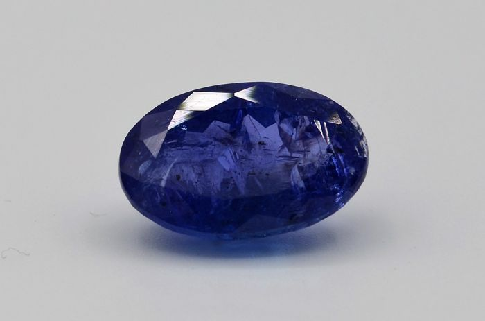 Tanzanite - Violetish Blue  - 11.13 ct