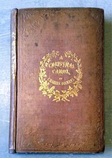 Charles Dickens - A Christmas Carol in Prose. A Ghost Story of Christmas - 1844