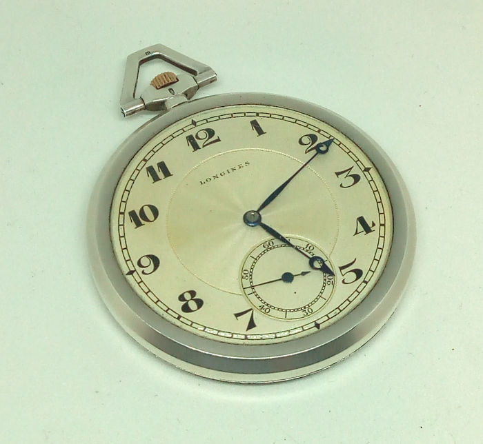 Longines - Pocket watch - Heren - 1901-1949
