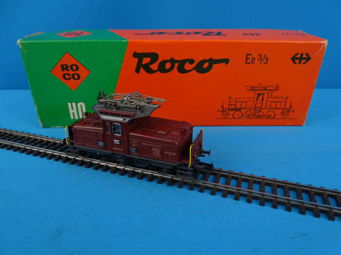 Roco H0 - 43936 - Electric locomotive -  Ee 3/3 - SBB-CFF