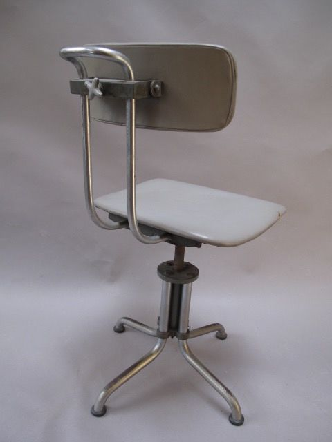 W.H. Gispen for Gispen - desk chair 353
