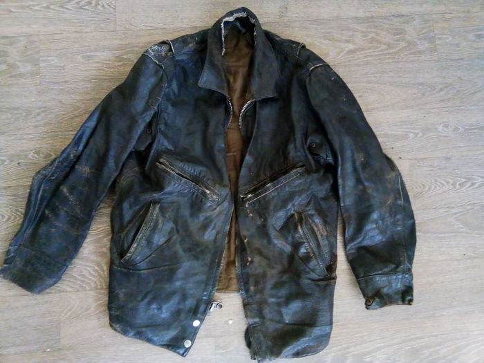 Original Russian( СССР/USSR ) Jacket of the pilot of the USSR 1945 of WW2