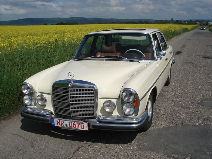 Mercedes benz 280 se 3 5 w 108 1971 catawiki for Mercedes benz 400 se