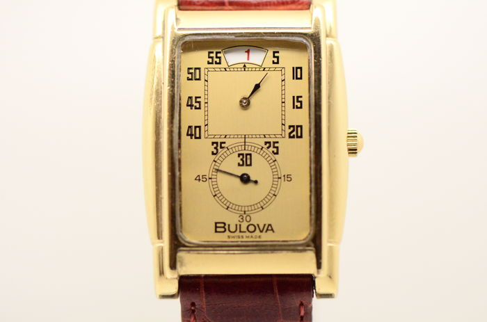 Bulova - Doctorswatch - Men - 1980-1989