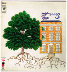Trees - The Garden of Jane Delawney - Original pressing from 1970 printed in Holland