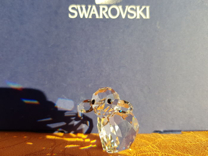 Swarovski Sheep & Rooster & Hen