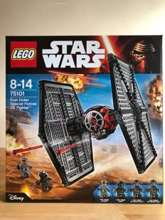 Star Wars - 75101 - First Order Special Forces TIE Fighter