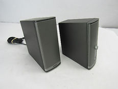 Bose companion 2 series || multimeadia speaker system complete with original cables !