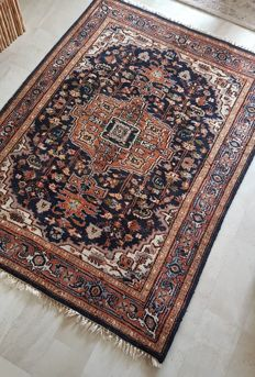 Hand-knotted Indian carpet - 204 x 150 cm - 20th century