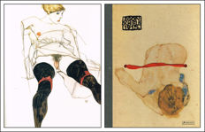 Egon Schiele - Erotic Sketches - 2005
