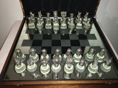 Exclusive Chess set - Big Five of Swaziland
