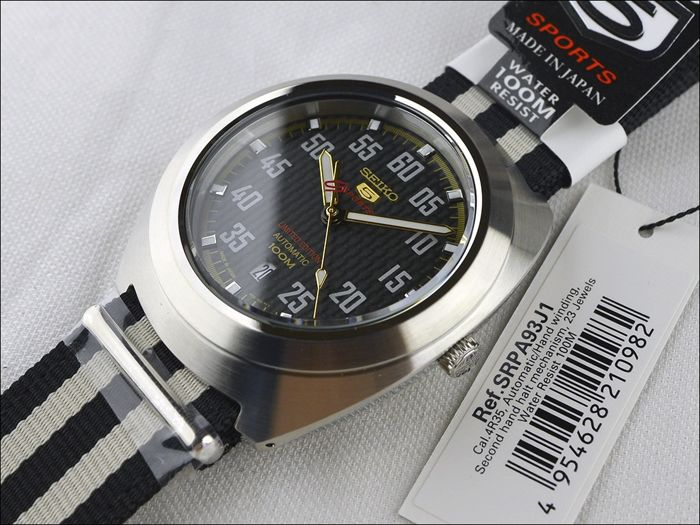 Seiko -  Helmet Limited Edition Carbon Dial - Turtle case version - Heren - 2011-heden