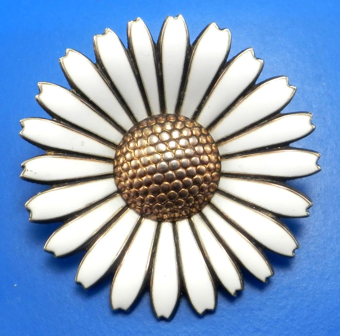 Danish modernist brooch - Viggo Pedersen