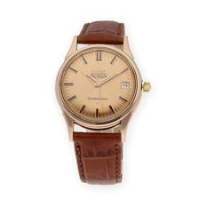 Omega - Constellation - 14393/4 - Men - 1960-1969