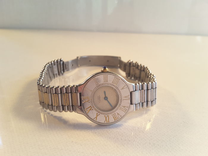 Cartier - Must 21 - Dames - 1980-1989