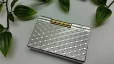 Dupont Silver plated lighter