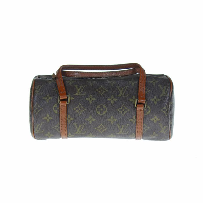 Louis Vuitton - Monogram Papillon PM Sac à main - Vintage