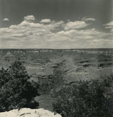 Ansel Adams (1902-1984) - Grand Canyon, 1945
