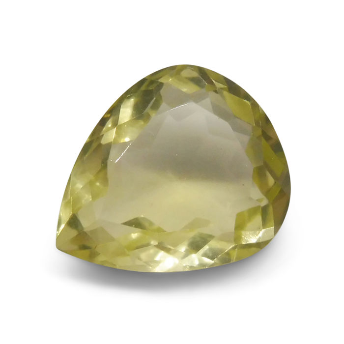 6.63 ct - Citrine  - No Reserve Price