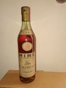 Hine three star cognac