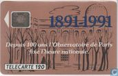 Observatoire en Bacon 100 Ans ( Brown )