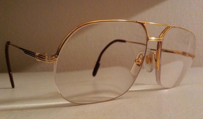 e65828dadf7ae0 Lunettes Cartier Orsay (58-15-135) - Catawiki