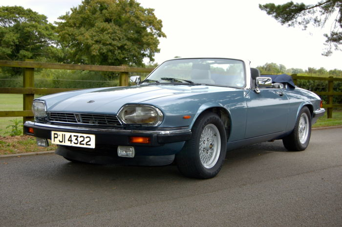 Jaguar   XJS Convertible   1988
