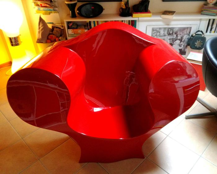 Ron Arad for Moroso - 'Big Easy' armchair