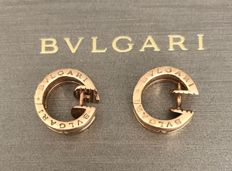 Bvlgari - B.Zero1 - 18k Pink Gold earrings