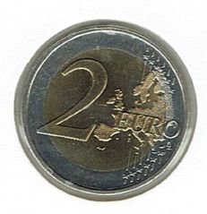 Finland - 2 Euro 2006 'With New Map of Europe'