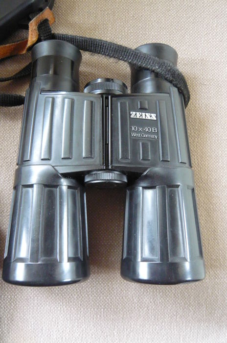 ZEISS binoculars - Model Dialyt 10 x 40 B