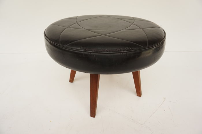 Vintage Ottoman of the 50s.