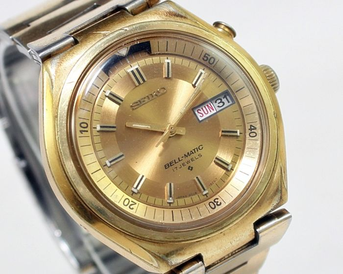 Seiko - Bell-Matic Alarm (Oct 1975) - 4006-6040  - Men - 1970-1979
