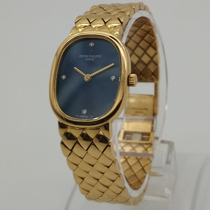Patek Philippe - Ellipse 18ct Gold - Dames - 1990-1999